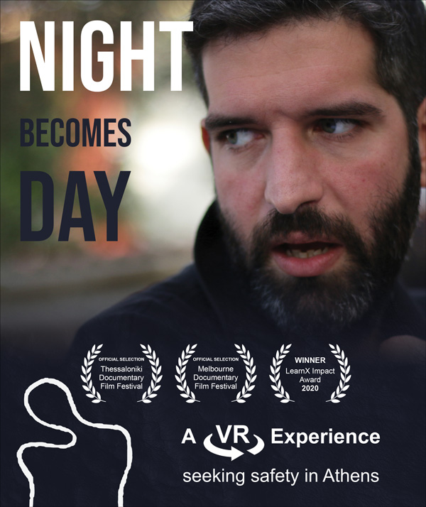 Night Becomes Day Cover